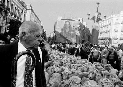 Espagne, Madrid, Puerta del sol | septembre 1995