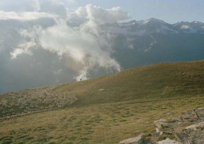 Hautes Alpes, Parc national des Écrins, Besse-en-Oisans   août 2013