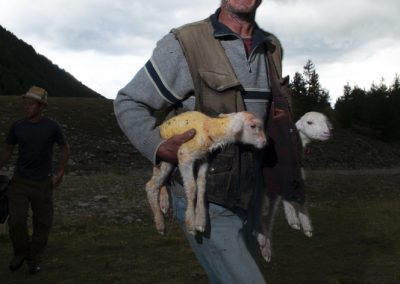 Pierre-Yves Rudaz, vallon de Bressenge | septembre 2010